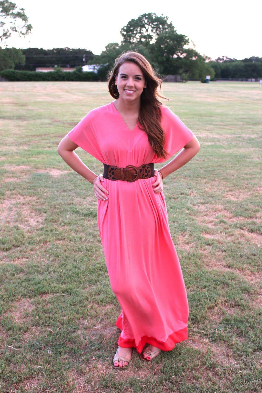 Sweet Verbena: Maxi Dress Tutorial | c r a f t & c r e a t e | Pinterest