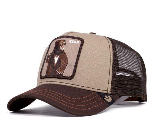 6a9d5197 Goorin Bros Lone Star Brown Baseball Trucker Hat | Goorin Bros ...
