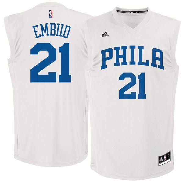 63396f2bee1 netherlands joel embiid philadelphia 76ers adidas fashion replica jersey  white 48.99 2c26d 8fca9
