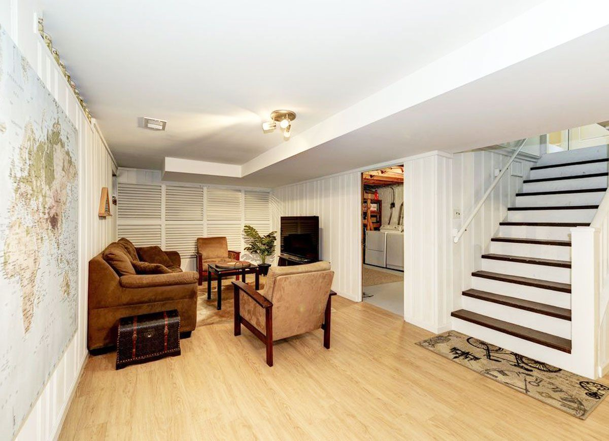 the 10 best colors for a brighter basement basement on basement wall paint colors id=97534
