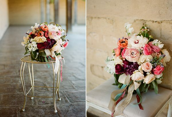 Average cost of a wedding bouquet budget breakdown flowers gorgeous bouquet what is the cream colored flower in the center with dark pink on the fringes its stunning junglespirit Choice Image