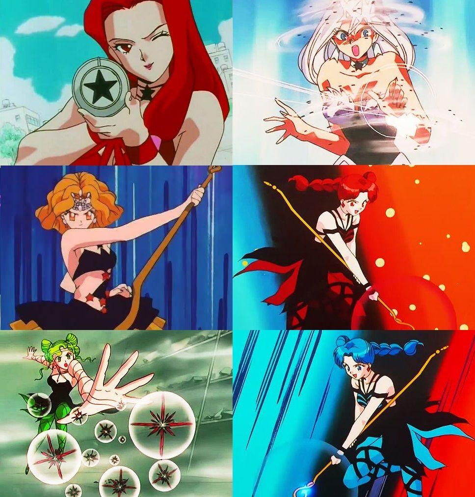 Sailor Moon S Villains - Witches 5