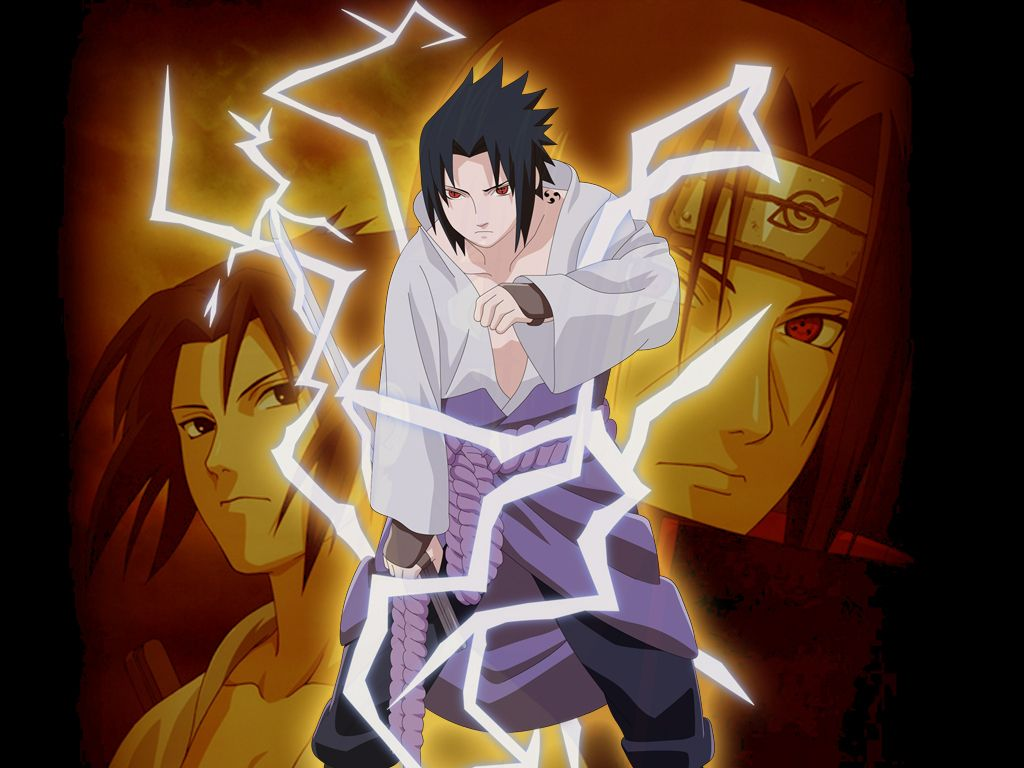 Naruto Shippuden Wallpaper Sasuke Hd Cartoon