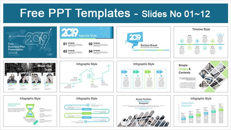 Business Plan Presentation Template Best Of 2019 Business
