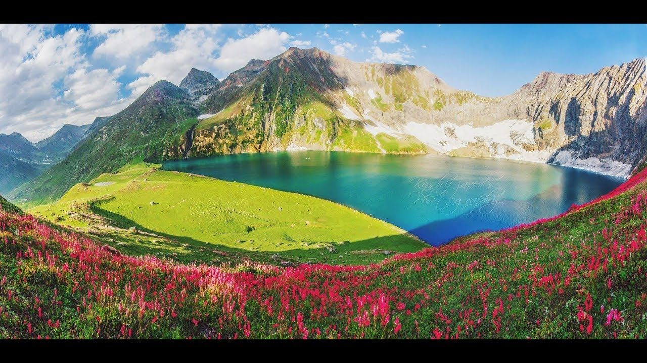 Ratti Gali Lake  Beautiful Places Of Azad Kashmir -1536