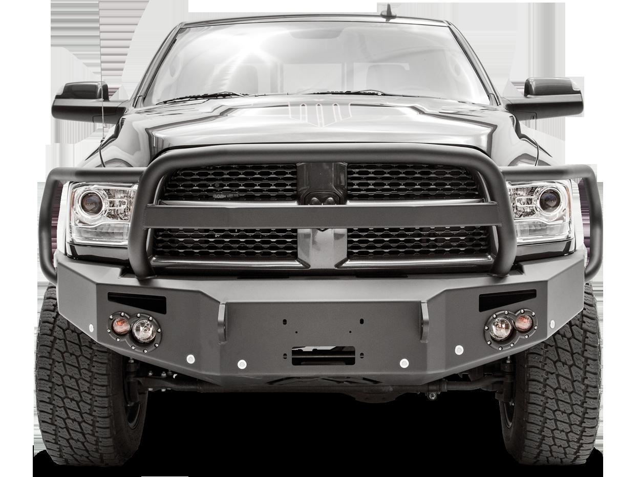 Premium Front Bumper Dodge Ram 2500 Dodge Ram Winch Bumpers