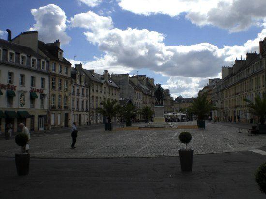 Caen France Isigny Sur Mer