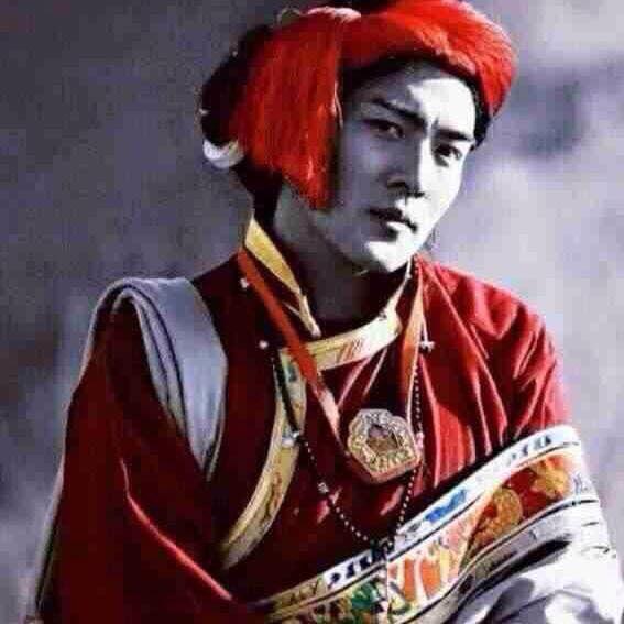 Tibetan actor and model | Tibetan, Actors, Culture