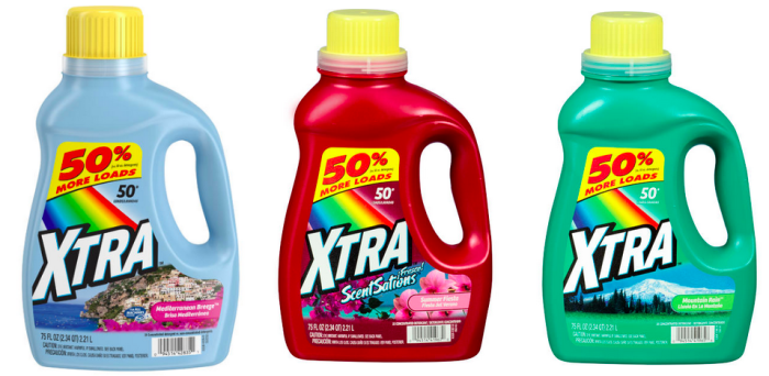 Get Xtra Laundry Detergent For Just 0 99 At Cvs Or Walgreens