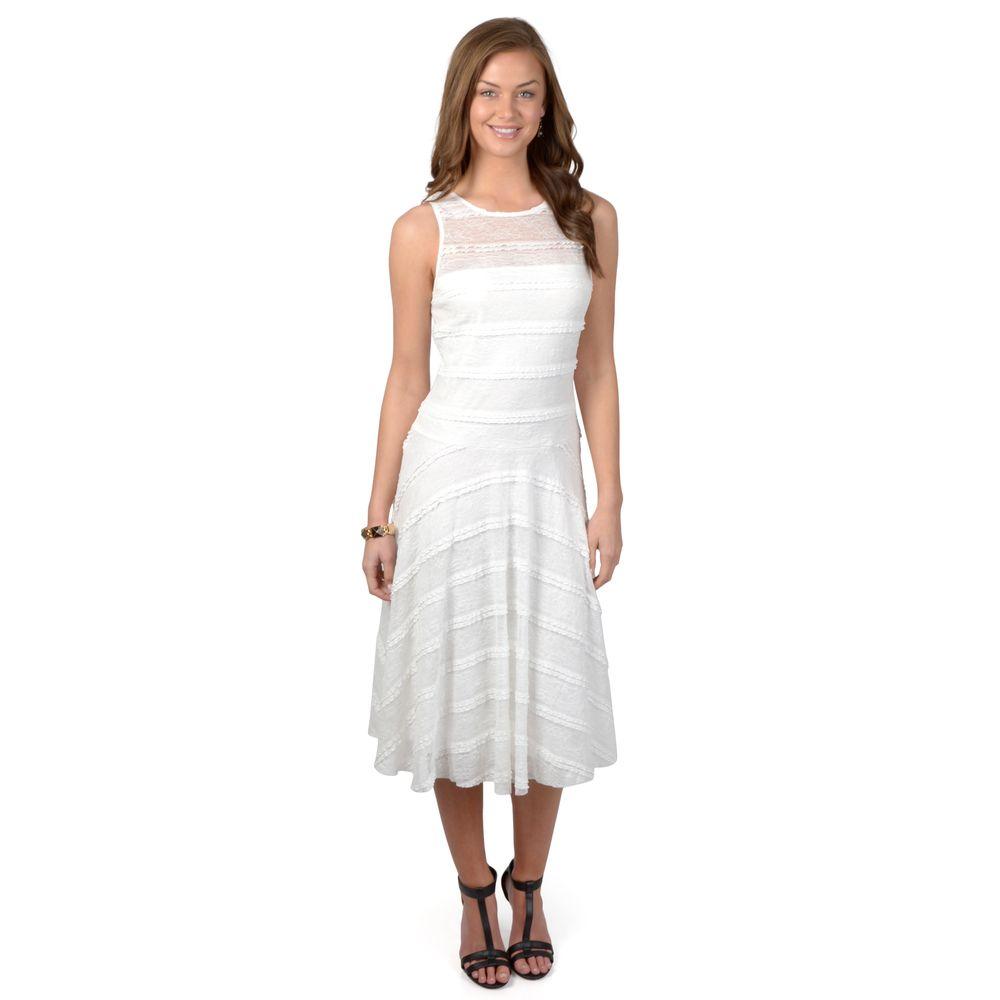 cd9a9631d63f Journee Collection Women s Sleeveless Lace Dress