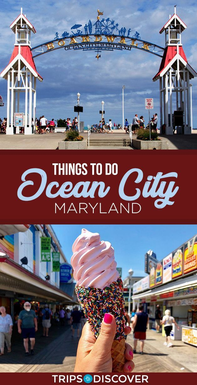 6 Best Things To Do In Ocean City, Maryland