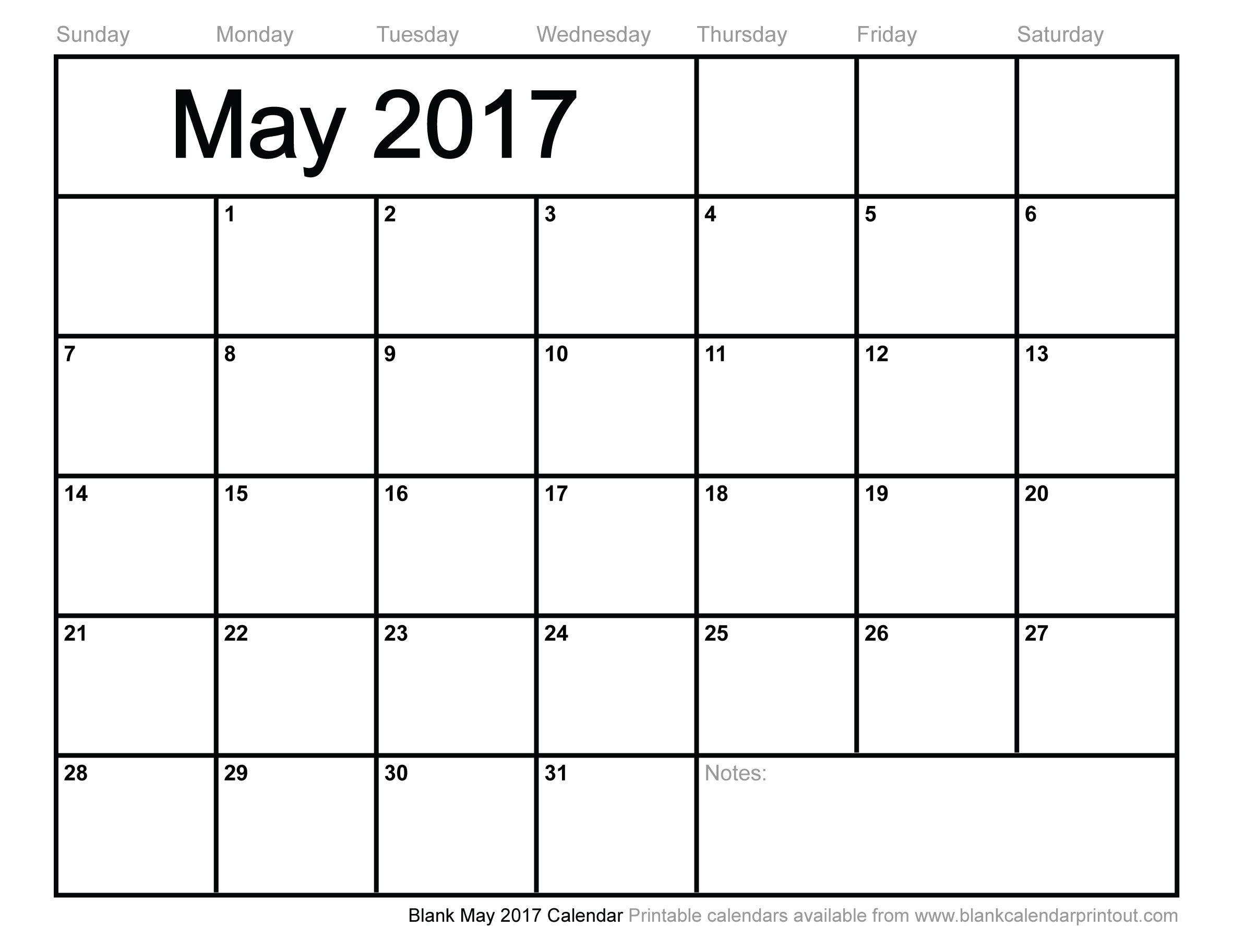 10 best May 2017 Calendar images on Pinterest | May 2017 calendar ...