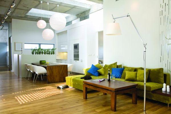 Was ist zu beachten, wenn man urbanen Dachboden Einrichtungsstil nach Hause bringt - #Wohnideen