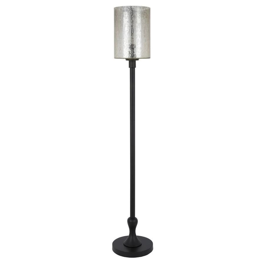 Hailey Home Numit 70 In Black Floor Lamp Fl0012 In 2020 Black