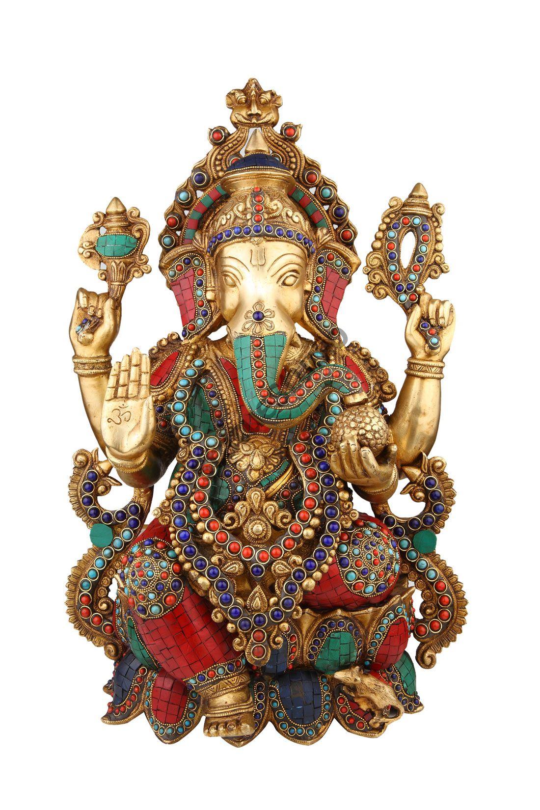StatueStudio Lord Ganesha Idol Large Size Ganpati