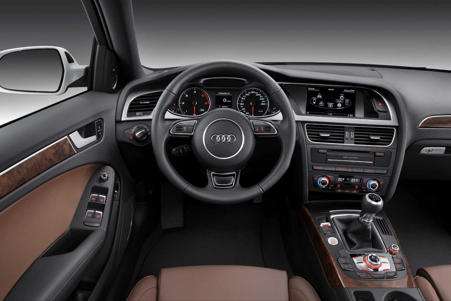 10 Amazing Audi A4 Avant Interior Pics | Audi | Pinterest