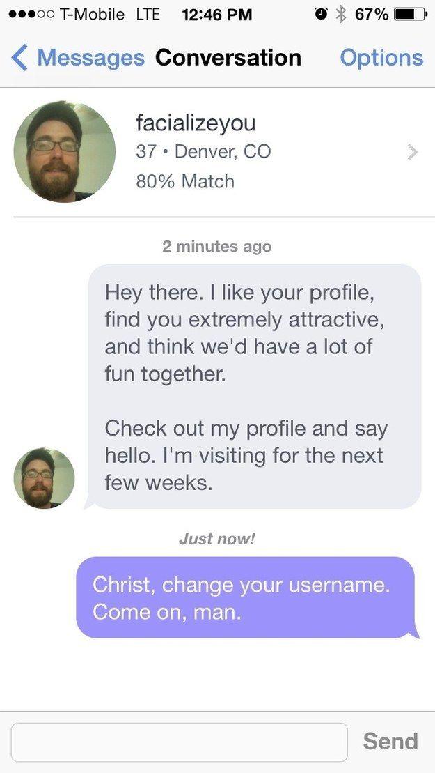 good username online dating