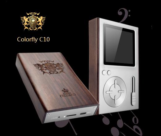 colorfly c10 colorfly pocket hifi 192khz16bit24bit32bit - Colorfly