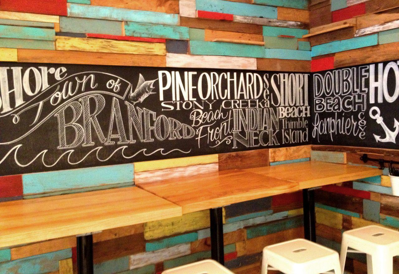 Seawitch sandwich shop branford ct shop interior design cafe design chocolate stores