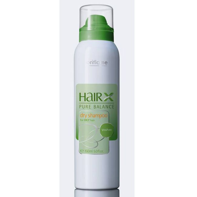 Hairx pure balance shampoo