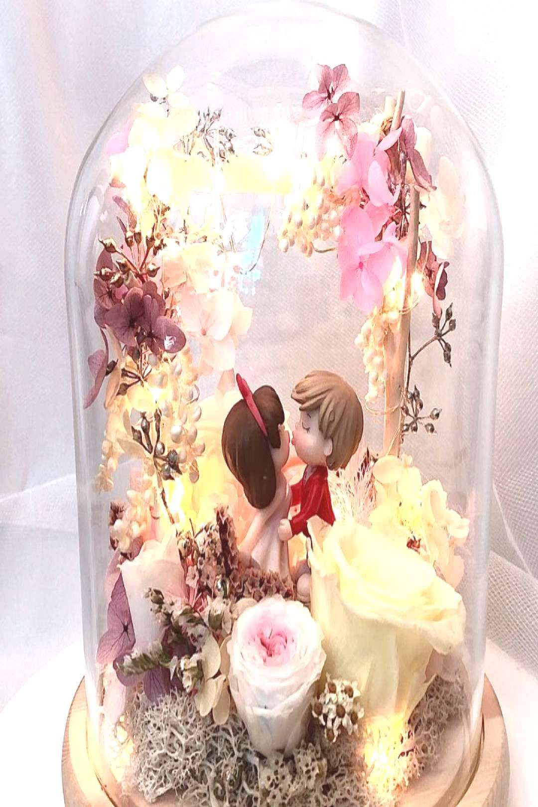 #everlasting #wedding #flower #theme #glass #since #dome #am #at #i 心血来潮!Wedding Theme Everlasting Glass Dome since I am atYou can find Wedding bouquets and more on our website.心血来潮!Wedding Theme Everlasting Glass Dome since I am at