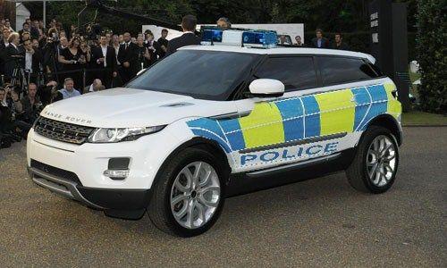 Range Rover Evoque. | FOREIGN POLICE CARS & TRUCKS ...