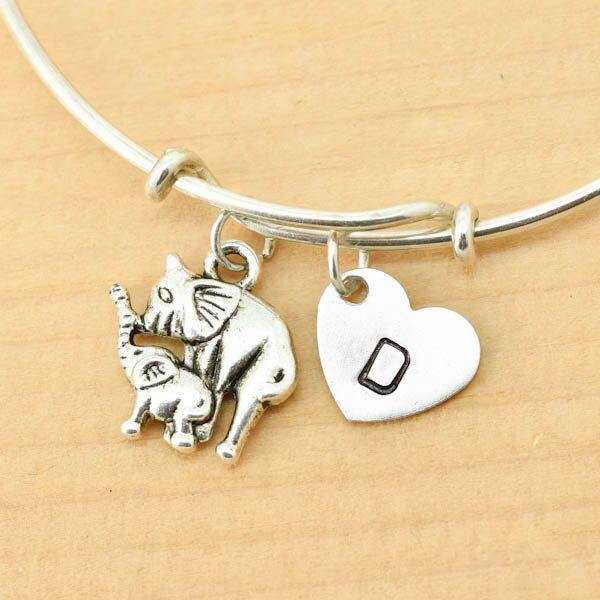 A personal favourite from my Etsy shop https://www.etsy.com/hk-en/listing/242390848/elephant-bangle-sterling-silver-bangle