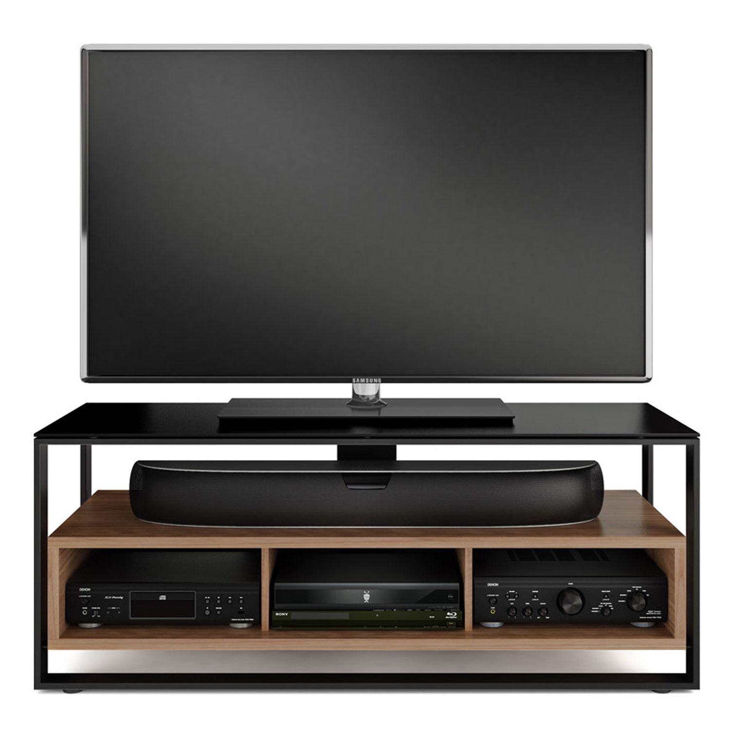 Superior Cool Media Console, Sonda Triple Wide Stand By BDI