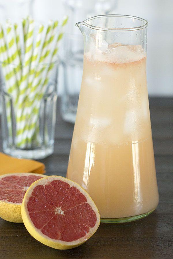Dieta del jugo de pomelo