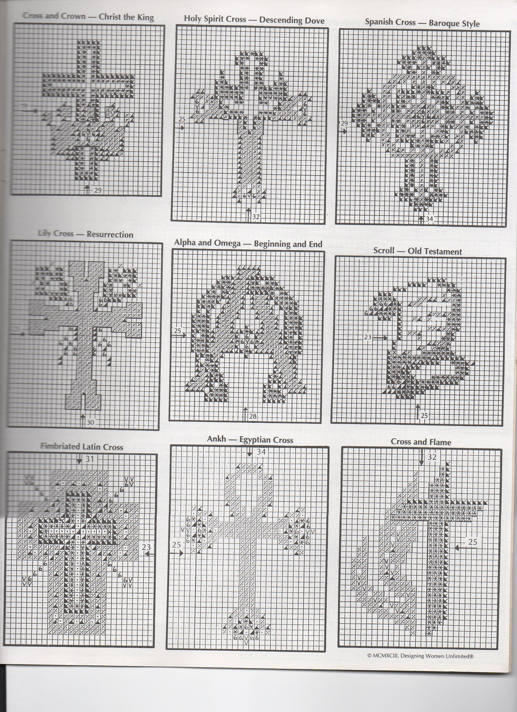 Pin On Cross Stitch Patterns Religious