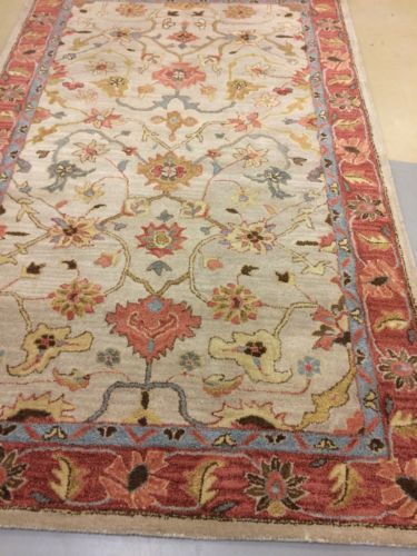 Pottery Barn Elham Persian Rug 5x8 New W Factory Tags Msrp 449