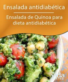 Diabeticos recetas vegana de comida para