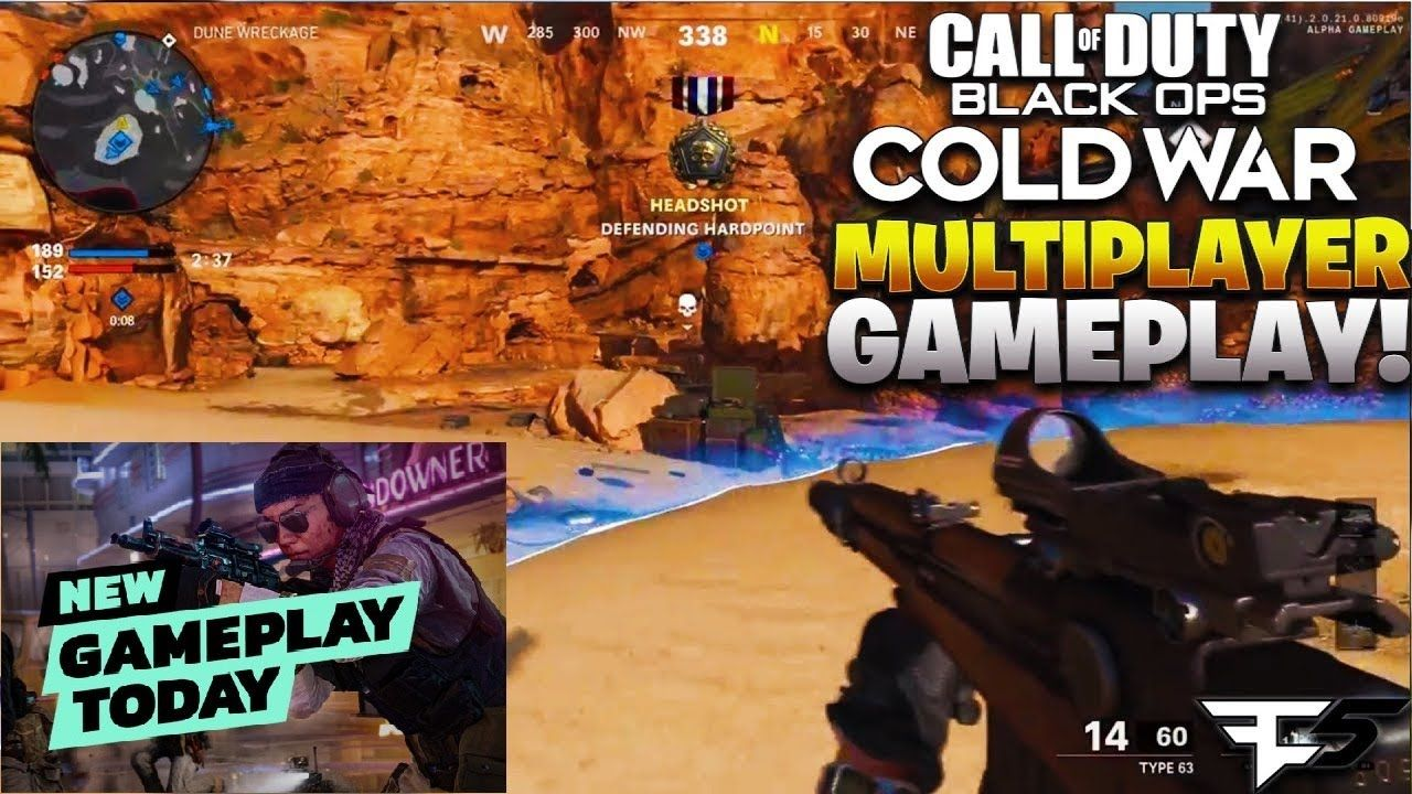 Cod Cold War Call Of Duty Black Ops Cold War Multiplayer V I P Call Of Duty Black Black Ops Call Of Duty