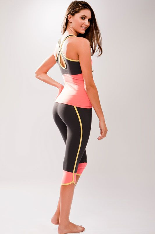 Sexy Workout Gear That Actually Makes You Look Slimmer Fitness And