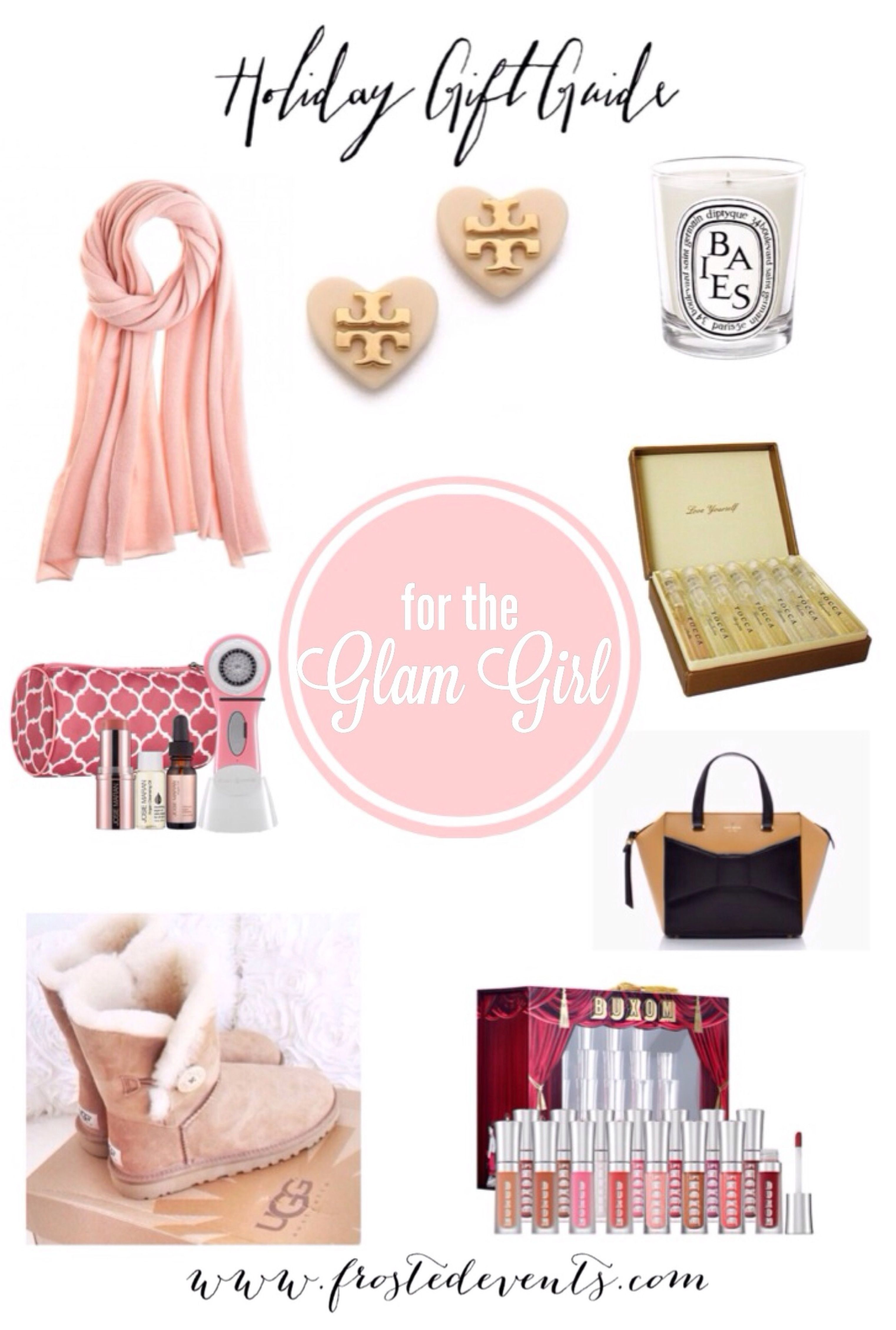 holiday gift guide for the glam girl christmas gift ideas christmas