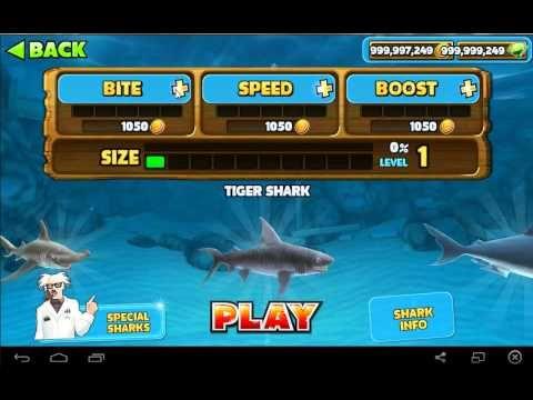 Hungry Shark Evolution 3 0 4 Mod Apk Unlimited Money Diamonds