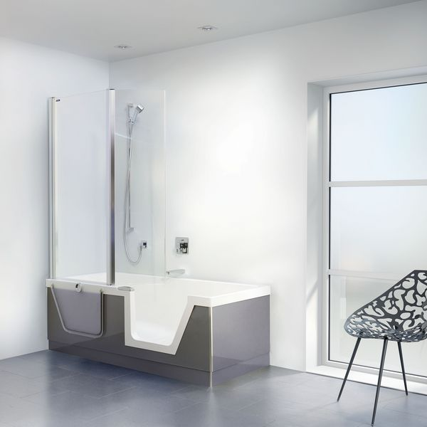 Badewanne Mit Integrierter Dusche