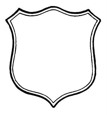 vintage clip art antique shield shaped label frame vintage rh pinterest com au clipart shield outline clip art shield outline