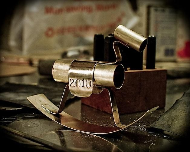 How-To: Brass Rocking Horse by Johngineer