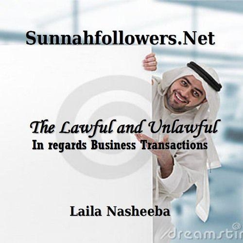 The Lawful and Unlawful Session 31 - Laila Nasheeba by lailanasheeba