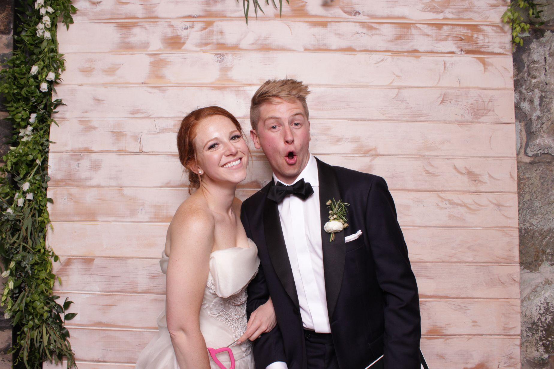 Brooke Steveu0027s Wedding Photo Booth Mt
