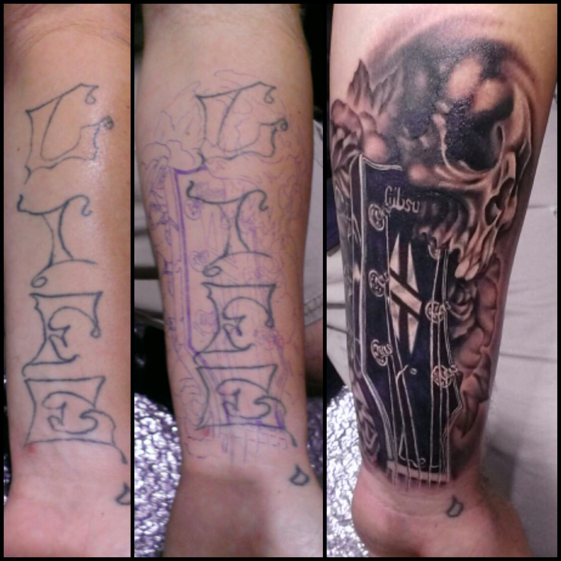 Ruthless tribal coverup Cover up tattoos, Tribal tattoo
