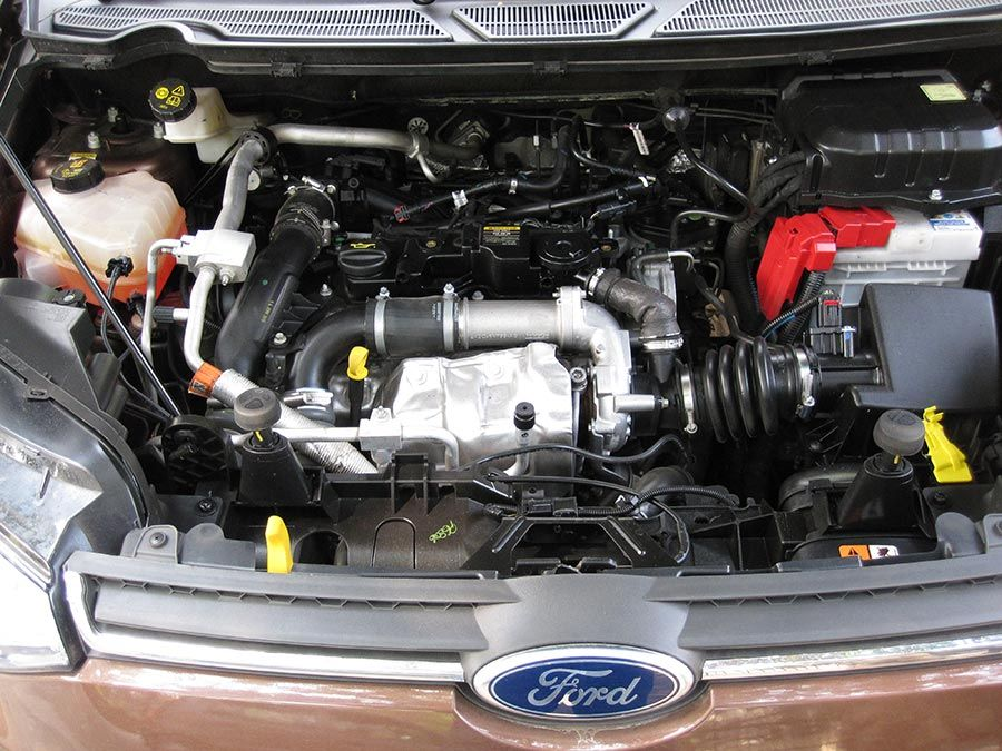 Ford Ecosport 2016 New Old Kid On The Block
