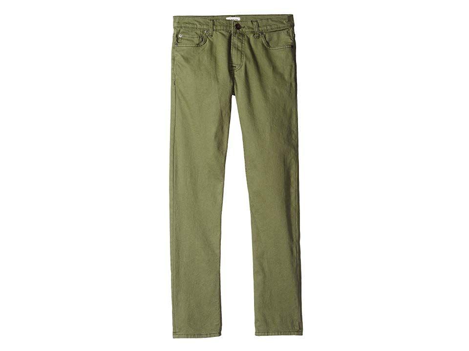 a243bf84e45 Quiksilver Kids Distorsion Colors Jeans (Big Kids) (Thyme) Boy s Jeans. Give