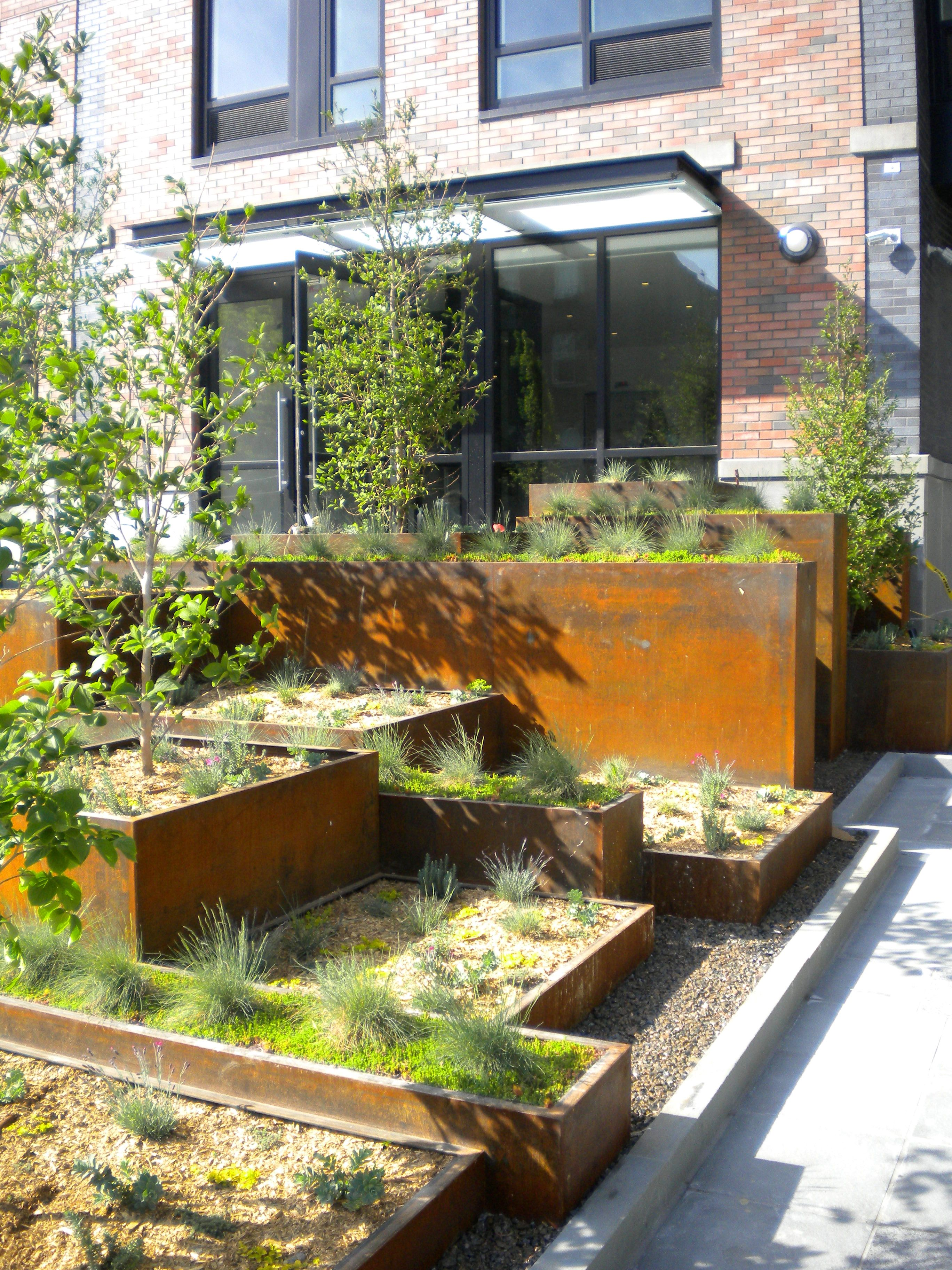 1000+ images about RETAINING WALLS RAISED BEDS on