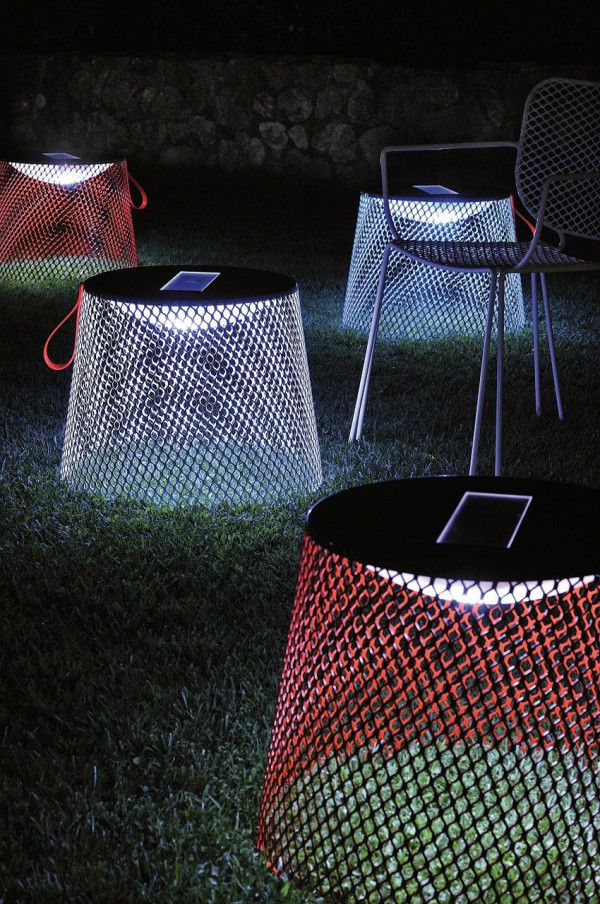 Emu Ivy Pouf by Paola Navone | Furniture | Luminaire, Mobilier de ...