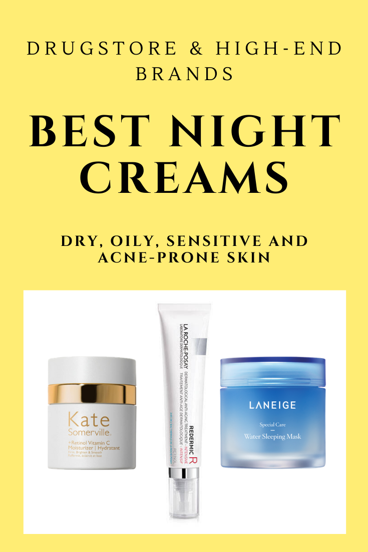 10 Best Night Creams For Dry Oily And Combination Skin Anti Aging Skincare For 20s Best Night Cream Night Creams Anti Aging Skin Care