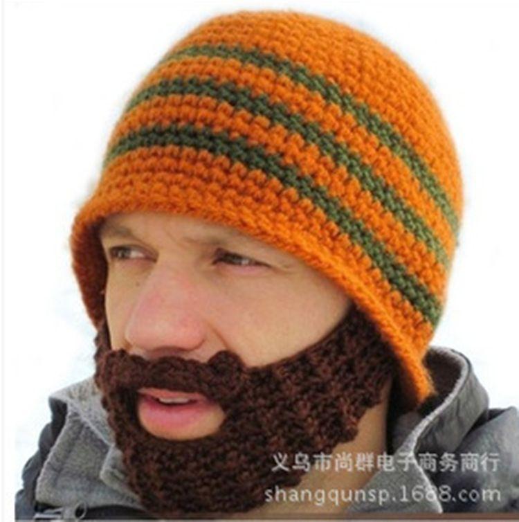 New List Da8d2 C31bd Womens Beard Hat Pattern Knit Arooselbahr