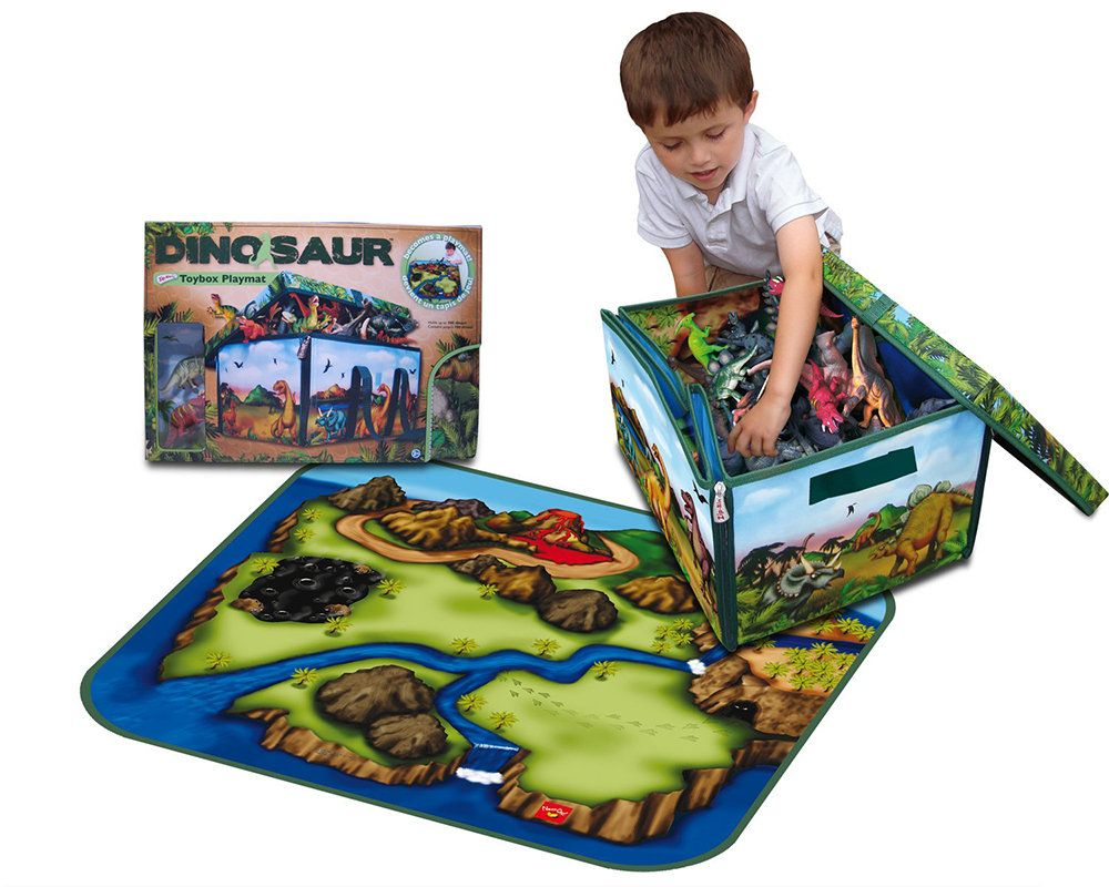 Smart Storage Unzips For Easy Access To All The Toys Inside Dinosaur Toys For Boys Dinosaur Toys Dino Toys