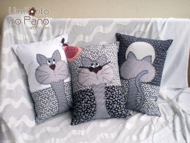 Креативный подушки своими руками 5